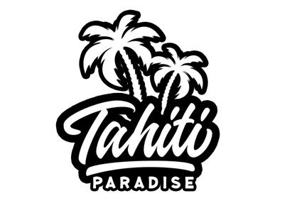 Tahiti Paradise Logo