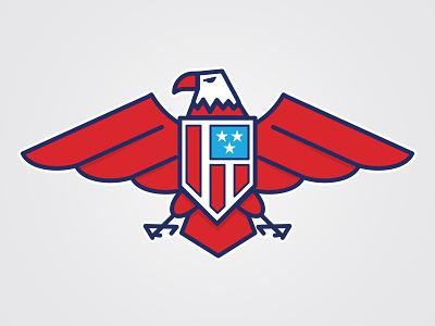 Eagle veterans day eagle