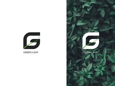green g letter g logo green logo green wordmark minimal illustration logo design brand identity logotype logo branding logodesign creative