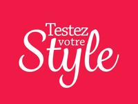 Testez Votre Style   Logo