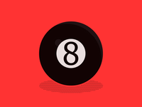 8 Ball - Shadow Experiment