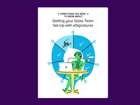 eSignature for Sales Teams eBook