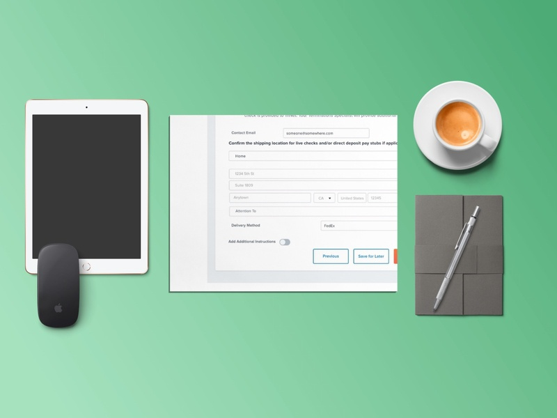 Terminations: Additional Information software as a service sketching wireframing brainstorming user experience design