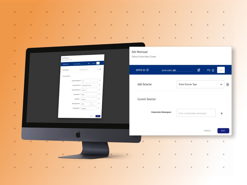 Scytale Enterprise: Overview user experience design software as a service