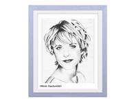 Charcoal Art ofAmerican actress -Meg Ryan