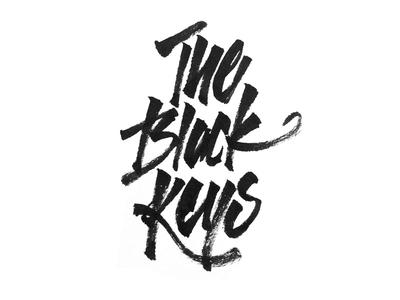 The Black Keys - quick sketch