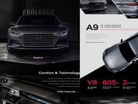 Audi Prologue / A9 Concept