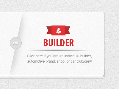 Carrtel - Choose a Profile profile choose photographer automotive builder