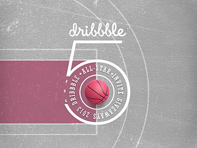Dribbble x5 Invites Giveaway invite invitation dribbble giveaway