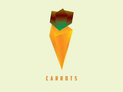 Carrot love colours design artwork adobe illustrator vector digital illustration illustration graphicdesign