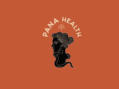 Pana Health Packaging Design cbd packaging cannabis cbd typography packaging package design logo design branding design illustration branding