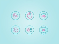 Custom Icon Set - Toys for tweens