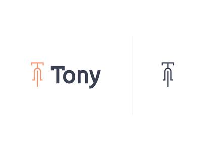 Logo + icon for Tony