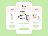 Tony - Welcoming Walkthrough