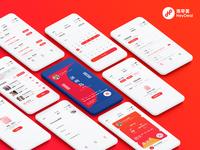 Heydeal app UI design