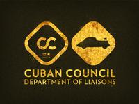 Cuban Council Liaisons Combo Logo