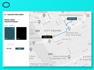 Fleet Request Checkout Scene uppsala nairobi kenya modern design minimal ecommerce design web branding ui