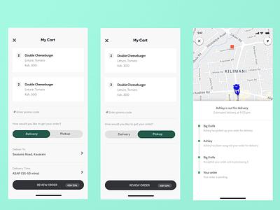 Logistics checkout flow logistics branding minimal ecommerce design mobile design ui