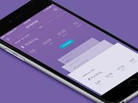 Sport Tracking App - Activities