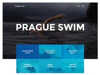 Header for Prague Swim