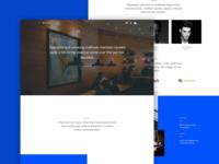 Basement Website Freebie