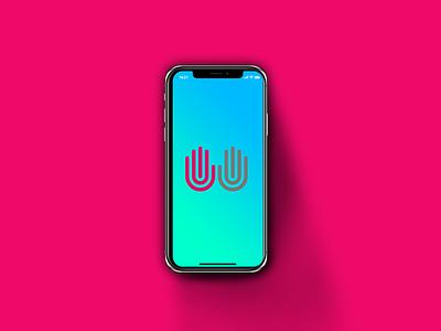 PINK THE iPHONE artwork vector design illustration sistemo design