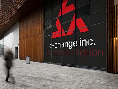 c-change inc branding design web