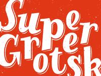 Supergrotesk