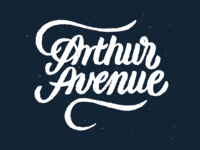 Arthur Avenue Logo