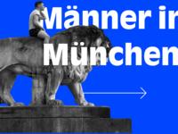 Männer in München