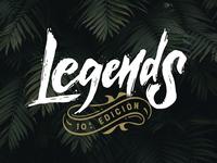 Legends Octubre 2018