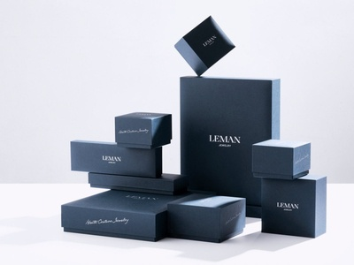 Leman Jewelry Branding and Packaging