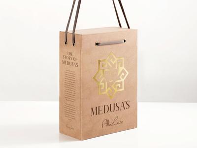 MEDUSA - Pillow Case