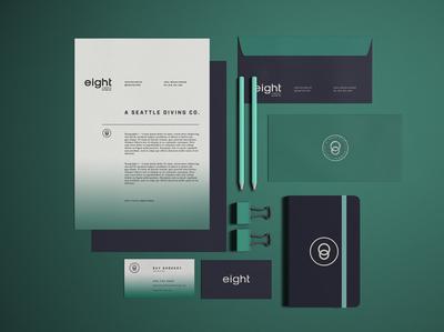 Logo + letterhead + business card
