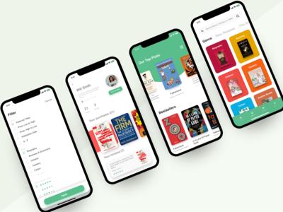 Online Book App