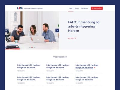 LIM - a non-governmental organization.