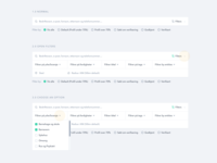 UWORK | Search & Filters