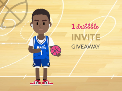 1 Invite Giveaway