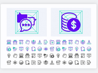 Small Business - 32 Premium icons