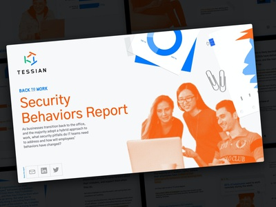 Back to Work Report, 2021 security startup cybersecurity identity pdf research report