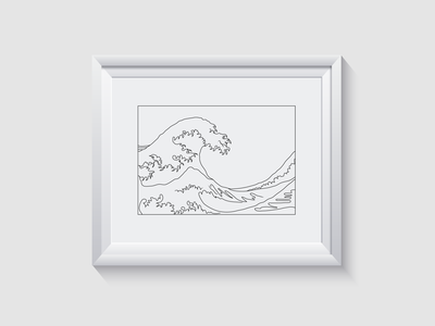 LINE ART lineart animation vector design ui illustration