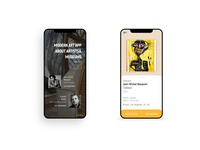 Modern Art App