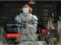 Online Movie App (Desktop)