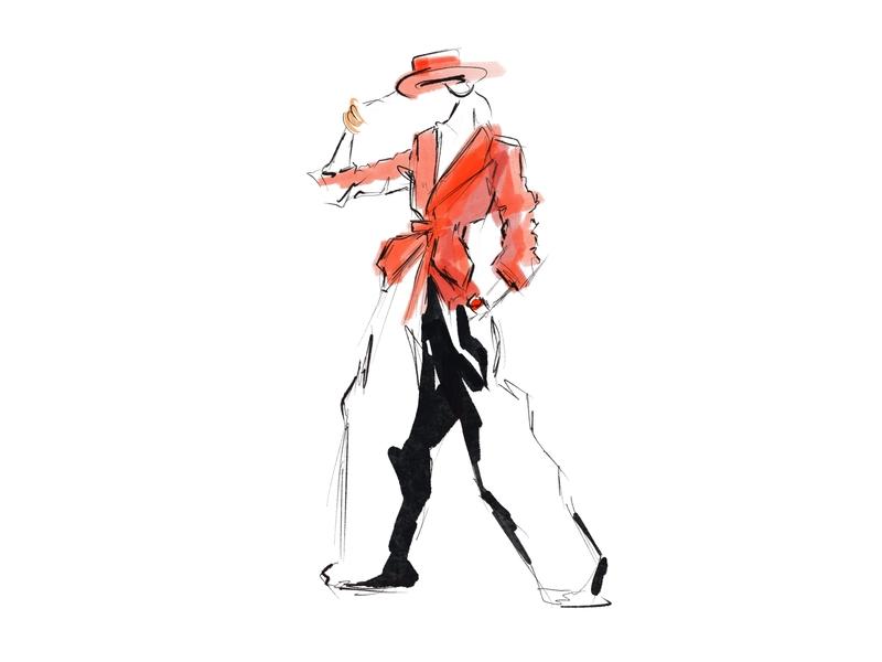 Stylized fashion illustration digital art digital illustration fashion design sketch illustrator fashion art branding fashion illustration stylized illustration