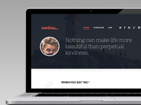 Curious - Responsive Tumblr Theme