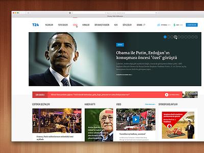 T24 martel bebas neue multi-platform media publication navigation turkish platform news