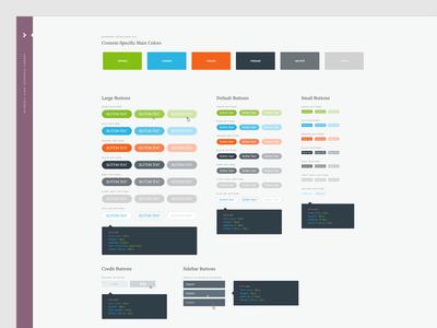 UI Library mykredit kit developer gui guide style ui