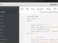 Code editor full