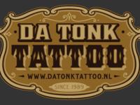 Da Tonk Tattoo logo design