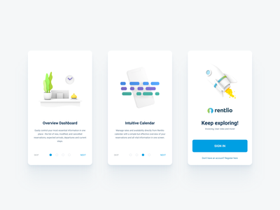 Mobile onboarding figma react native android ios app designer minimal typography app ux ui illustration graphic design